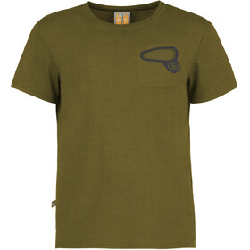 E9 Big Ball 19 - T-shirt manches courtes Homme - olive